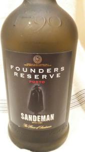 Sandemanbottle
